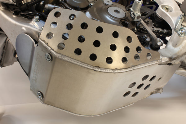 Works Connection - Yamaha - Full Coverage Aluminum Skid Plate - 10-626