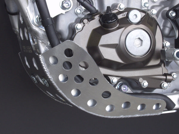 Works Connection - Yamaha - Full Coverage Aluminum Skid Plate - 10-665