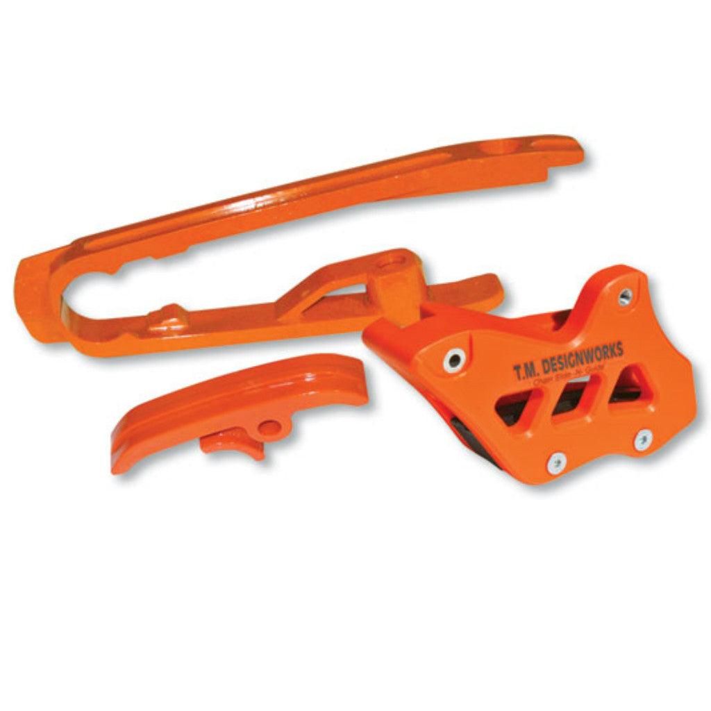 TM Designworks - KTM Linkage Slide N Guide Kit - DCK-KT3