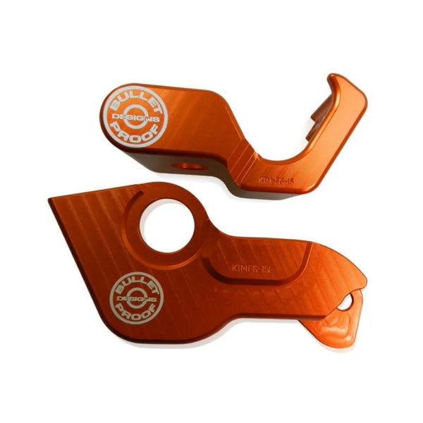 Bullet Proof Designs - KTM Fork Lug Guard Set | KTM-FG-15-SET