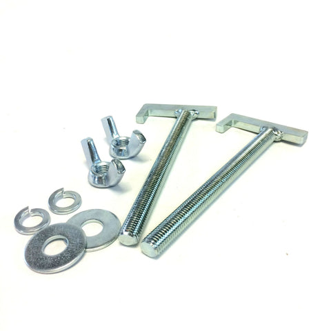 Ultimate MX Hauler - Foot Peg Retaining Shaft & Hardware Kit