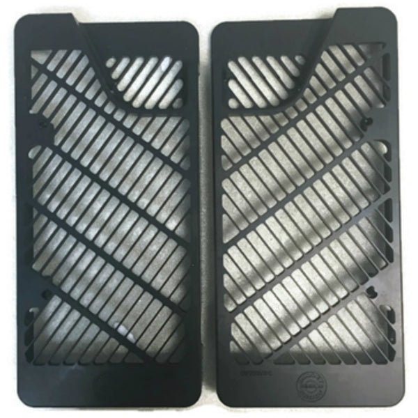 Bullet Proof Designs - Honda CRF450X Radiator Guards - MOJO-HON-RG-0416-450X