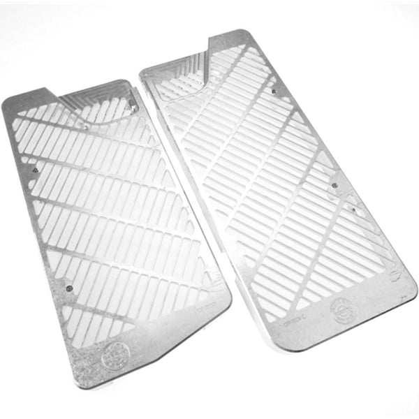 Bullet Proof Designs - Honda CRF250X Radiator Guards - MOJO-HON-RG-0416-250X