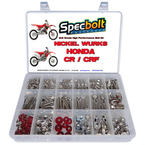 Specbolt - Honda Nickel Würks Kit