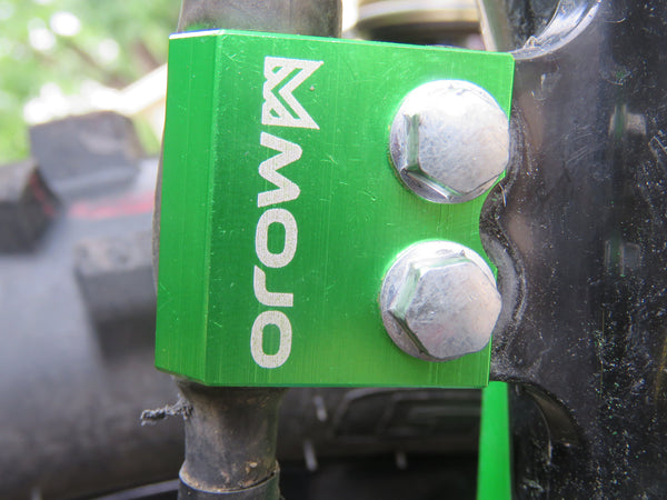 Brake Line Clamp - MOJO-KAW-BLC