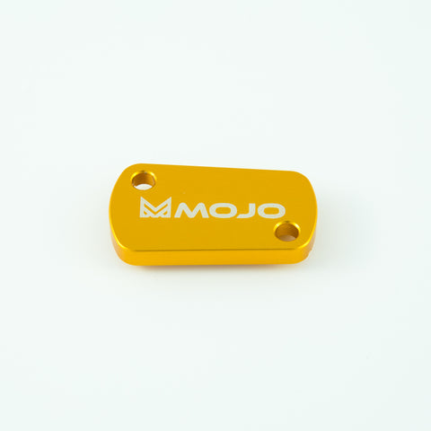 Suzuki Rear Brake Reservoir Cover - MOJO-SUZ-RBR