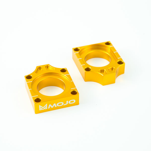 Suzuki Axle Blocks - MOJO-SUZ-AB1 - Factory Seconds