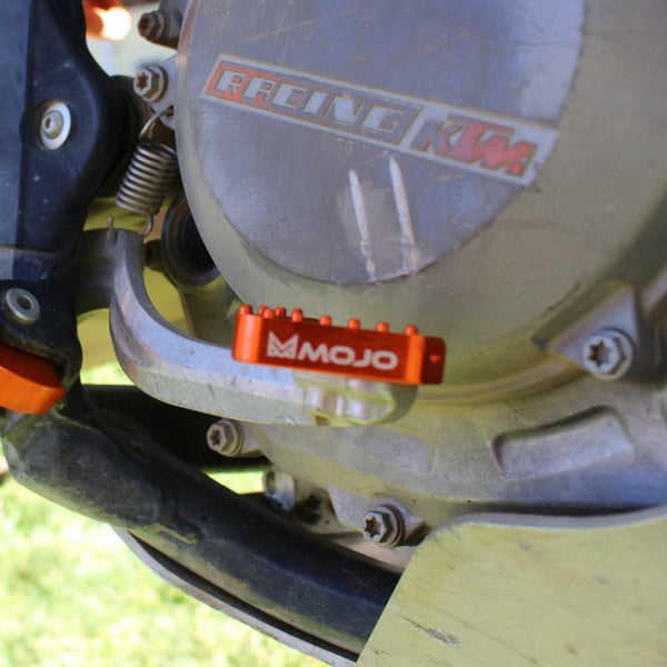 KTM Rear Brake Step Plate  MOJO-KTM-SP