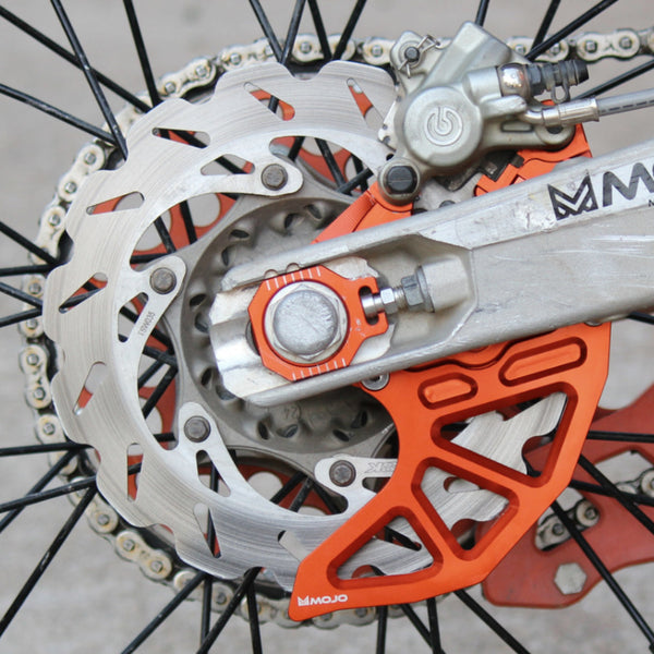 KTM 25MM Rear Disc Guard  MOJO-KTM-RDG25