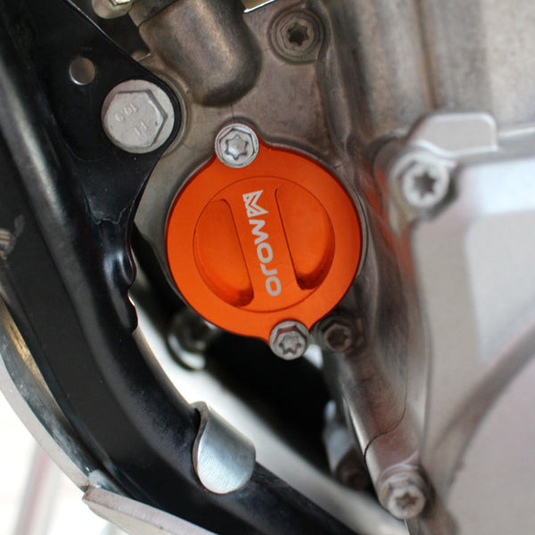 KTM Oil Filter Cover  MOJO-KTM-OFC - Factory Seconds