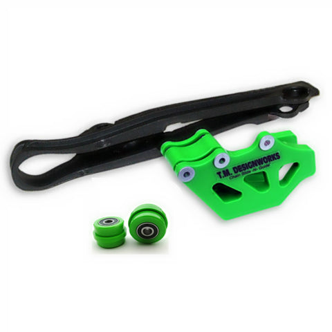 TM Designworks - Kawasaki Dirt Cross Chain Slide-N-Guide Kit | KCP-OR1