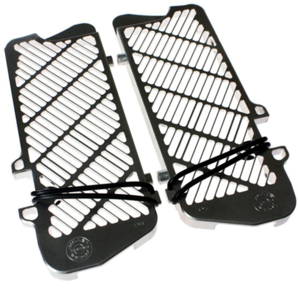 Bullet Proof Designs - Husqvarna Radiator Guards | HUS-RG-14STD