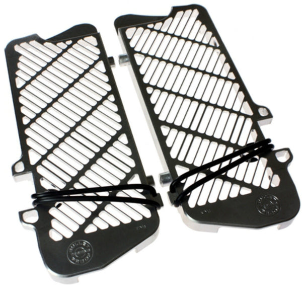 Bullet Proof Designs - Husqvarna Radiator Guards - MOJO-HUS-RG-14STD