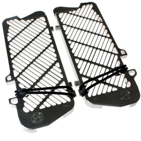 Bullet Proof Designs -  KTM Radiator Guards - KTM-RG-08-STD