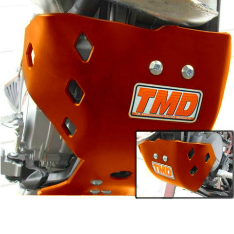 TM Designworks - KTM 125/150/200 PDS Full Coverage Skid Plate | KTMC-130