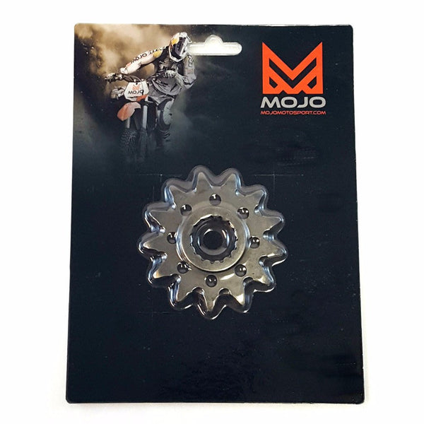 KTM Chain and Sprocket Kit - Black - MOJO-KTM-CSK-BLK