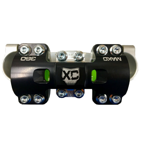 XC Gear - GASGAS - MAKO 360 Bar Mounts | XCM13YGG