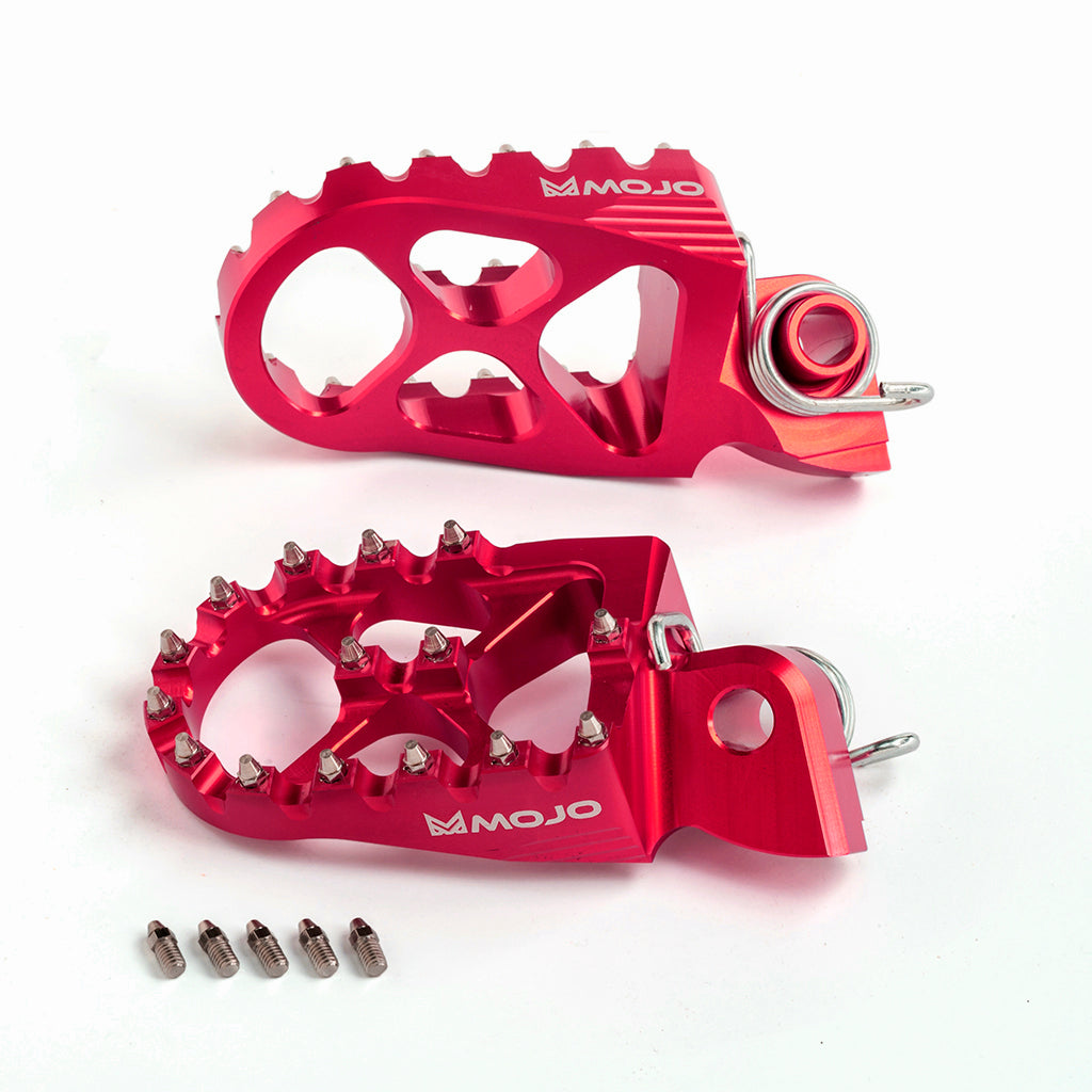 Yamaha Foot Pegs MOJO-YAM-FP - Factory Seconds
