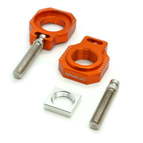 KTM 25MM Axle Blocks  MOJO-KTM-25AB