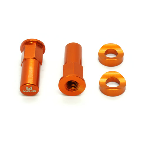 KTM Rim Lock Nuts & Tapered Washers   MOJO-KTM-RL