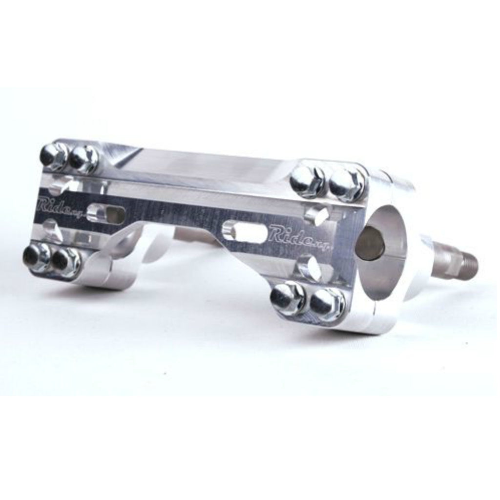 Ride Engineering - Suzuki - One Piece Oversize Bar Mounts - RM-BBM07-CA