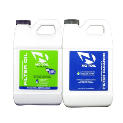 No Toil - Evolution Air Filter Oil & Cleaner 64oz (2-Liter) | NT118-20