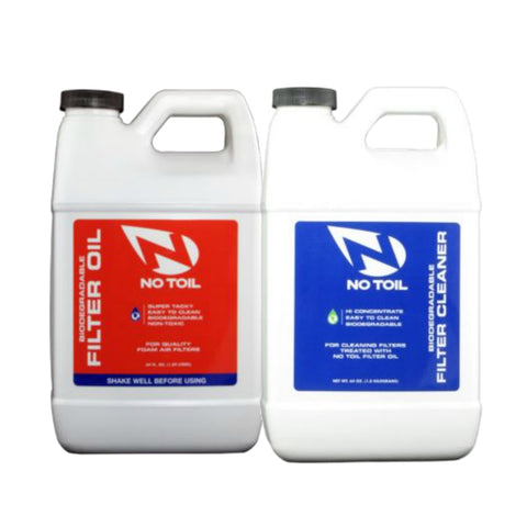 No Toil - Classic Air Filter Oil & Cleaner 64oz (2-Liter) | NT218-20