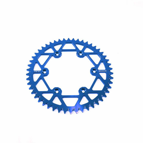 MOJO - Husqvarna Aluminum Rear Sprocket Blue