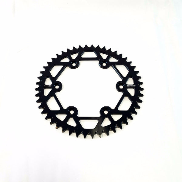 Husqvarna Chain and Sprocket Kit - Black - MOJO-HUS-CSK-BLK