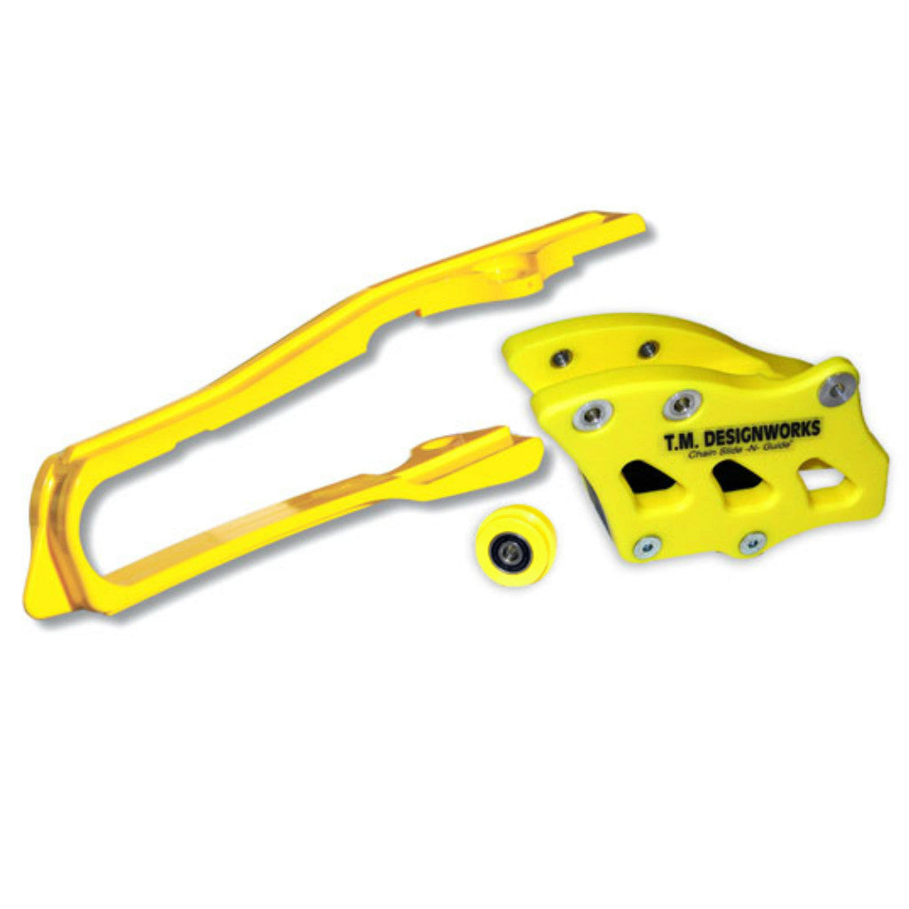 TM Designworks - Suzuki Chain Slide N Guide Kit - SCP-OR3