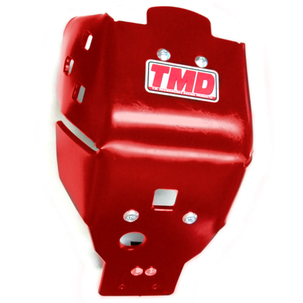 TM Designs - Suzuki RMZ450 Full Coverage Skid Plate - SUMC-450