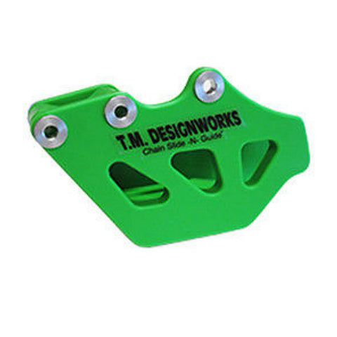 TM Designworks - Kawasaki Factory Edition #1 Rear Chain Guide | RCG-KX2