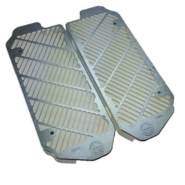 Bullet Proof Designs - Yamaha Radiator Guards - MOJO-YAM-RG-05-2T