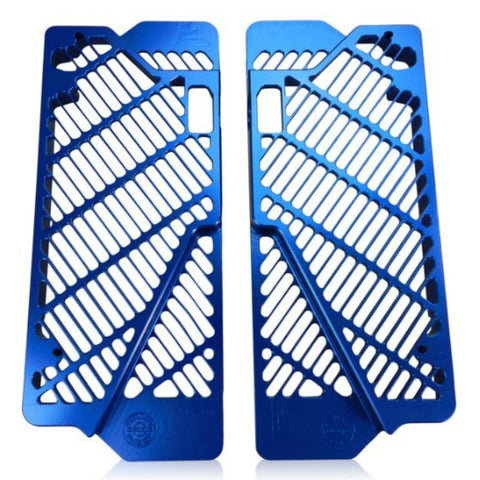 Bullet Proof Designs - Yamaha - Radiator Guards - RG-18-4T