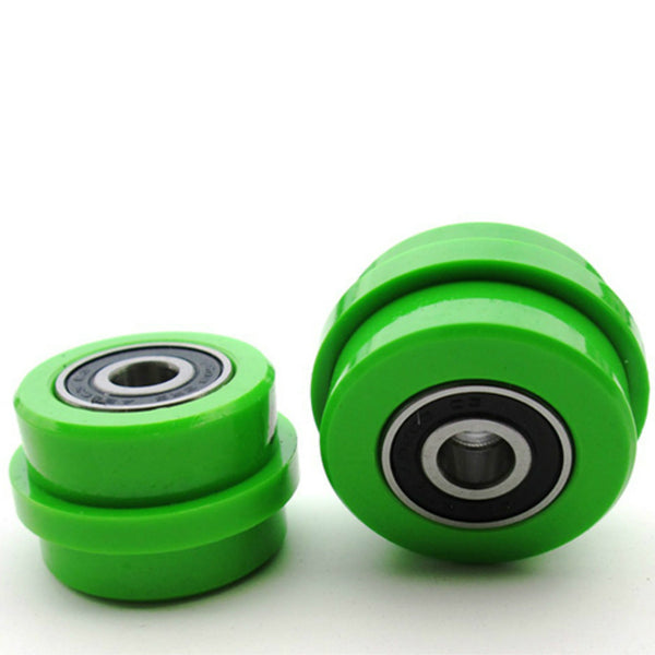 TM Designworks - Kawaski Race Team Edition Powerlip Roller Set - ZDK-KXF