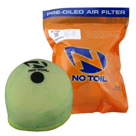 No-Toil - Suzuki DRZ 400/400E/S/SM Fast Filter ('00-'20)  | 2704