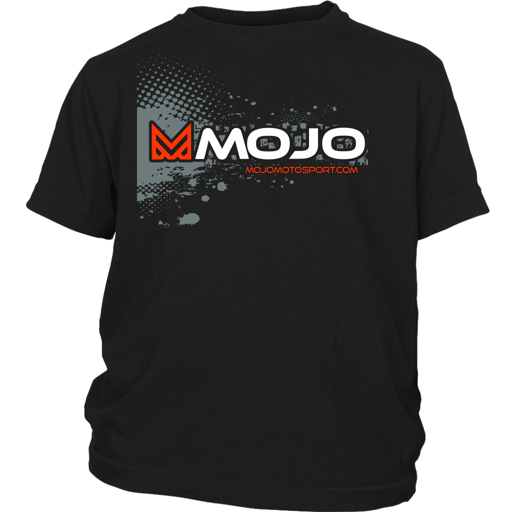 Mojo T Shirt Youth - Splat