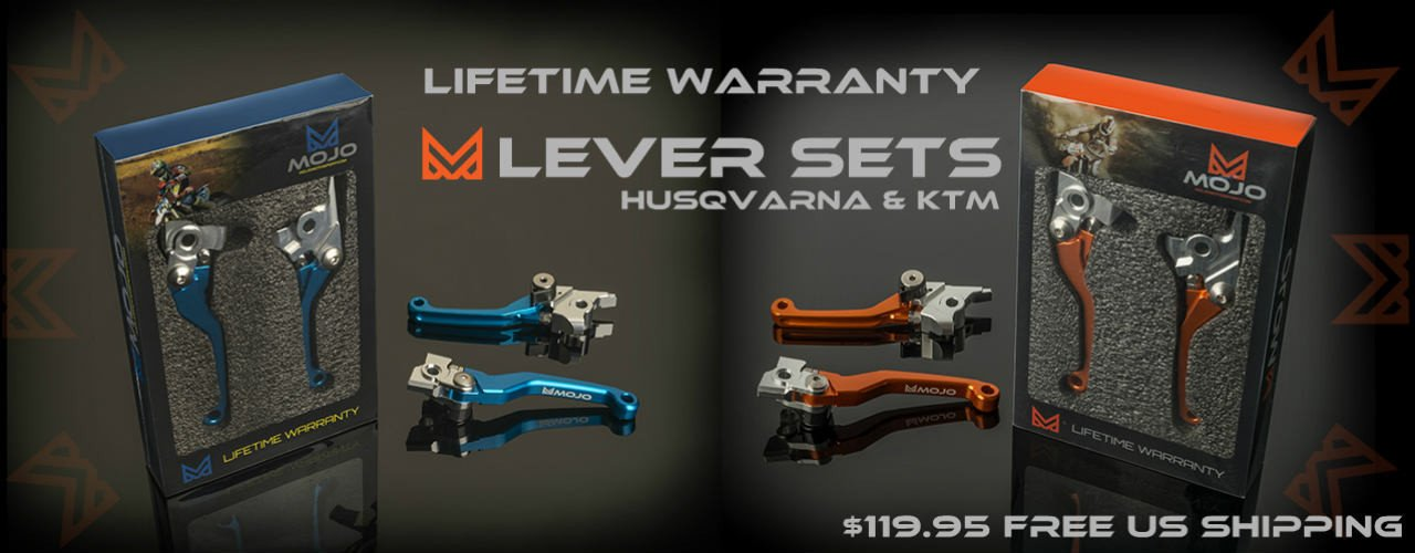Lifetime Warranty Lever Sets