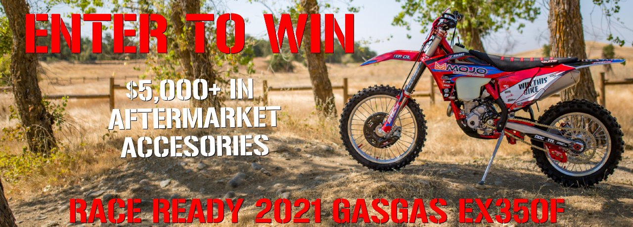 ENTER TO WIN | 2020 KTM 450 XC-F
