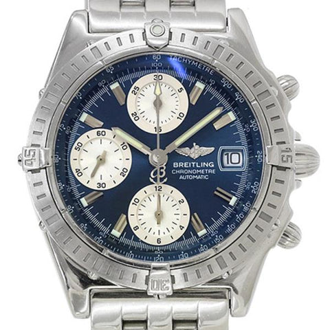 Breitling Chronomat A13352 Stainless Steel Automatic 39mm Mens Watch