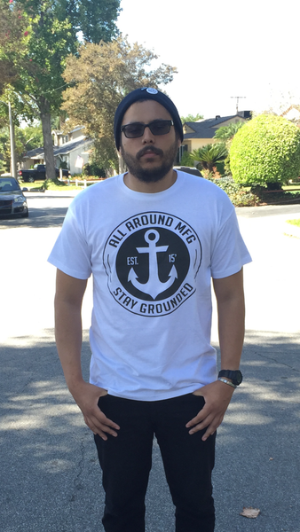Stay grounded anchor T
