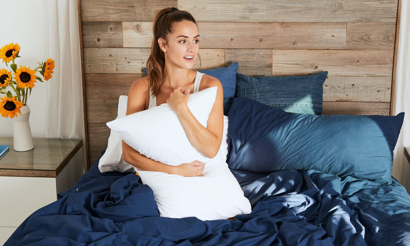 What's the best pillow for side, back & stomach sleepers?
