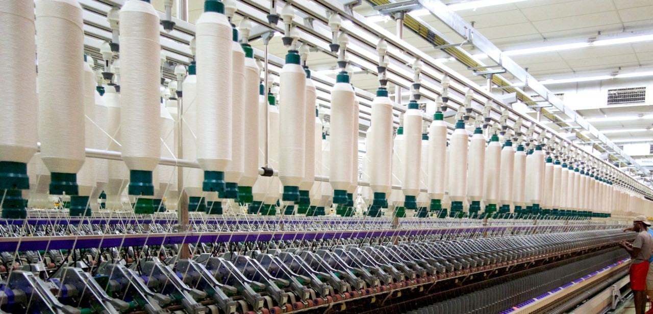 Manufacturer Series - Spinning fine yarns for Made in USA Sheets