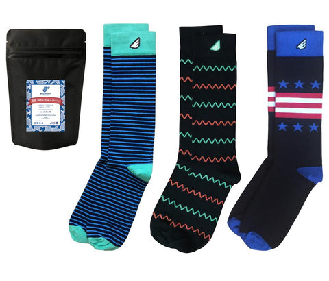 Boldfoot Socks: Sock of the Month Club