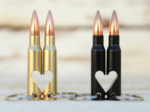 Bottle Breacher .50 Caliber military ammunition unique bottle openers