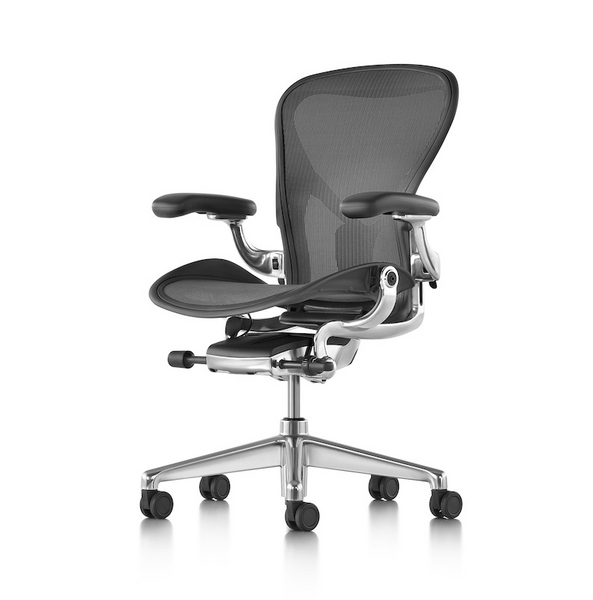 Made in USA Herman Miller Aeron Chair