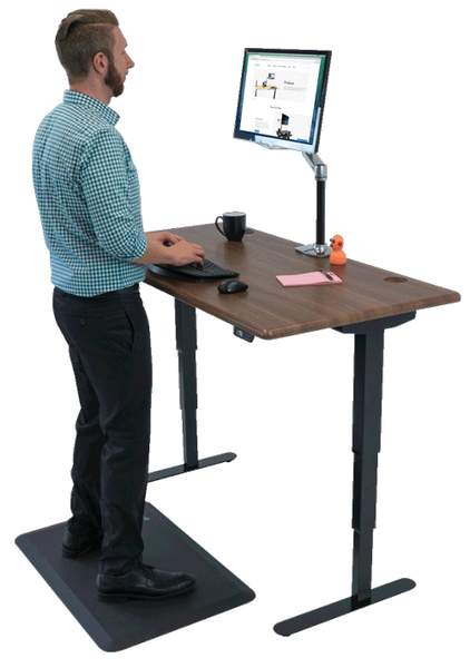 Made in USA Imovr Standing Desk