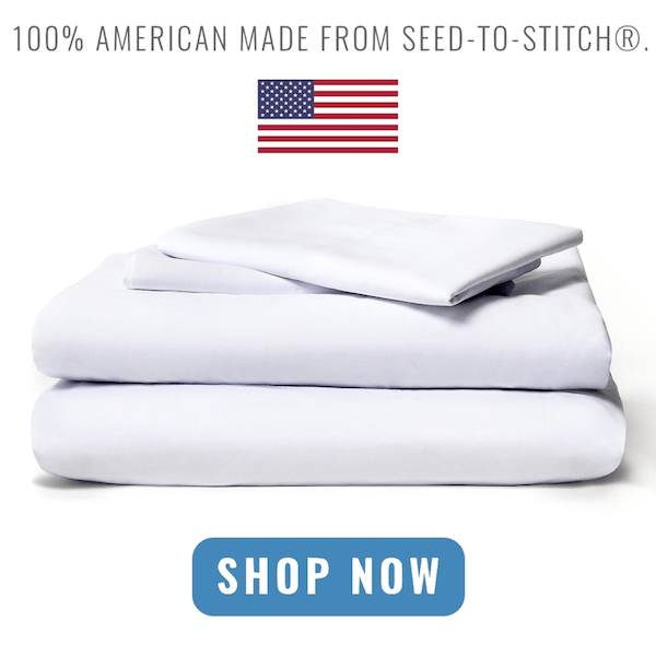 American Made Sheets by Authenticity 50