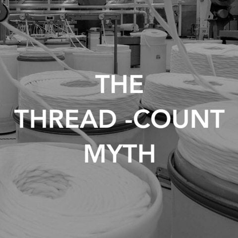 The Thread-Count Myth. Is it important?