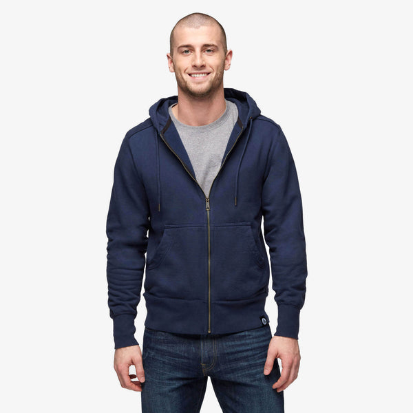 The best hoodie ever made in USA by American Giant